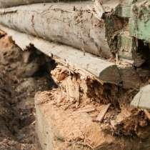 Замена венцов деревянных домов, в г.Минск