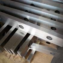 Ножи гильотинные по металлу 510 60 20 СТД-9 Предназначены дл, в Туле