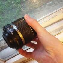 Объектив Canon 450D, в Вологде