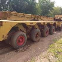 Модульный Трал kamag 230 тонн, в Иркутске