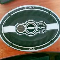 Hifonics Zeus ZXi 693 - автомобильные динамики, в г.Минск