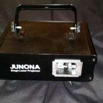 Светомузыка дискотеки - Лазерный проектор Xline Junona RGY, в Томске