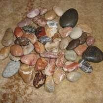 Морские, цветные камушки для аквариума, в Омске