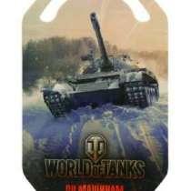 Ледянка World of Tanks, новая, мир танков, 92 см, в Москве