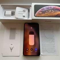 Apple iPhone xs max 64 GOLD смартфон телефон, в Уфе