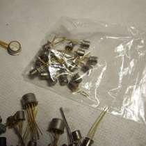 Полевые транзисторы - микросхемы позолочены, в Челябинске