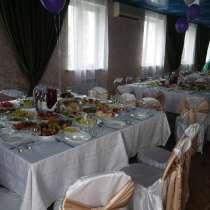 Свадебный банкет, в Омске