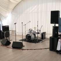 Звукововое и световое оборудование для проведения праздников, в Истре