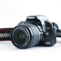 Зеркальный фотоаппарат Canon 450 D Kit, в Москве