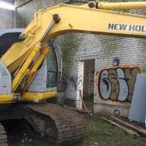 Продам экскаватор KOBELCO (Нью Холланд) E135SR-1ES, в Вологде