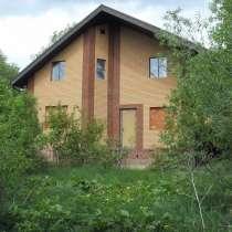 Недостроенный дом 210,6 м2 в дер. Ремнево Калязинский район, в Калязине