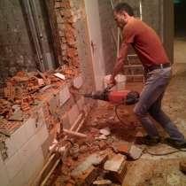 Разнорабочие,копка,благоустройство,подсобные работы,демонтаж, в Москве
