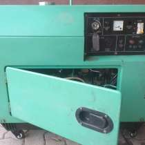 Дизельный генератор, в г.Алматы