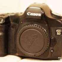 Продам полнокадровый фотоаппаратCanon EOS 5D боди, в Тюмени