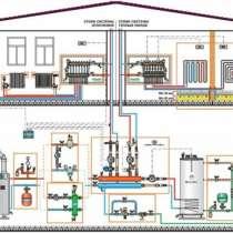 Проектирование систем отопления ИЖС, в Томске