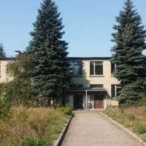 Предлагается 2-х этажное здание бывшего детского сада, в г.Селидово
