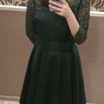 Продаю платья 48 и зеленое 42 размера. В хорошем состояний, в г.Атырау