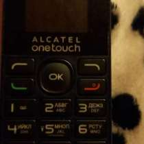 Телефон Alcatel one touch, в Гатчине
