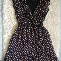 Шифоновое платье с воланами с запахом H&M, в г.Винница