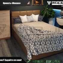 Кровать с подъемным механизмом «Монако» (любой цвет), в Владивостоке