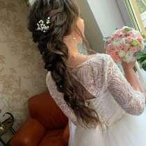 Продаю свадебное платье! Очень красивое, удобное, недорогое!, в Малаховке