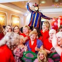 Ходулисты на праздник встречу гостей, в Новокузнецке