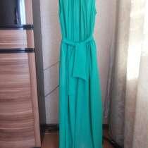 Шикарное длинное платье, в Чите
