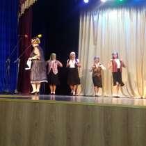 Танцевальная группа примет в дар, в Севастополе
