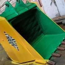 Просеивающий (дробильный) ковш надежный, в Туле