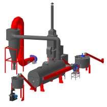 Производство топливного брикета оборудование, в г.Минск