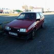 Ваз2108, в Тольятти
