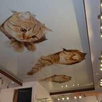 Натяжные потолки, в Иркутске