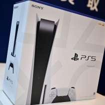 Sony PS5 PlayStation 5 (US Plug) Blu-ray Edition Console, в г.Даугавпилс