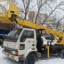 Автовышка 18 метров в аренду, в Екатеринбурге