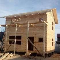 Строительство домов из бруса, в Тюмени