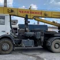 Продам автокран 32 тн, шасси МАЗ, в Екатеринбурге