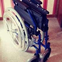 Инвалидная коляска новая, в Москве
