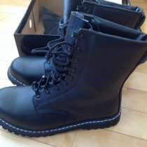 Кожаные ботинки фирмы BRANDI, в Красноярске