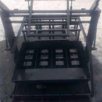 станок для изготовления шлакоблоков ВСШ, в Абакане