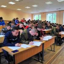 Профотбор для поступающих в вузы МО, МЧС, МВД, в Перми