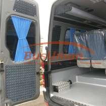 Шторки на микроавтобус Форд Транзит, в Нижнем Новгороде