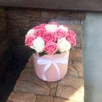 Розы, в Омске