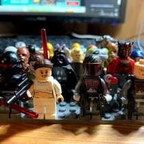 Минифигурки Star Wars Лего, в Москве