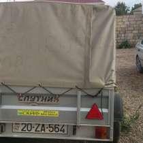 Продаю автоприцеп для легкового а/м, в г.Баку