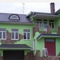 Все виды отделки фасадов. Утепление фасадов, в Москве