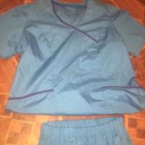 Медицинский костюм синий, в Нижнем Новгороде