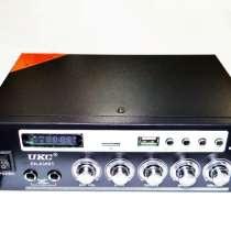 Усилитель звука UKC SN-838BT USB+SD+AUX+Bluetooth+Караоке, в г.Черкассы