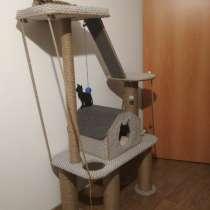 Домик для кошки с когтеточкой, в Первоуральске