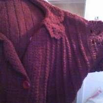 Прдам вязаное пальто, в г.Петропавловск