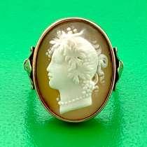 Золотое Кольцо / Камея. Антиквариат, в Реутове